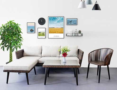Foshan Yiran Furniture Co., Ltd. Factory