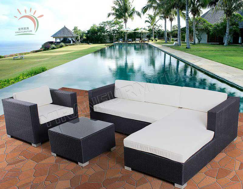 Cheap Garden Sofa Outdoor Rattan Weave Garden Furniture Rattan Patio Set Rattan Garden Furniture
