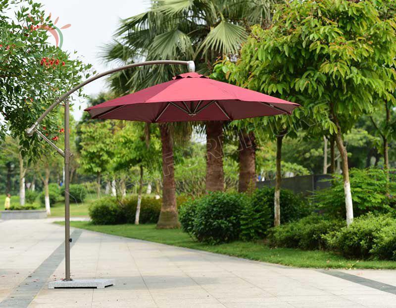 Reasonable Price Outdoor Pool Side Rainproof Sun Umbrella