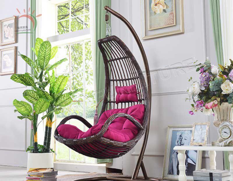 Patio Swing Hanging Chair Balcony Rattan Furniture